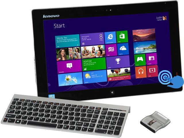 Lenovo All-in-One PC Flex 20 57323540 Intel Core i3 4010U (1.7 GHz) 4 GB DDR3 500 GB HDD 19.5
