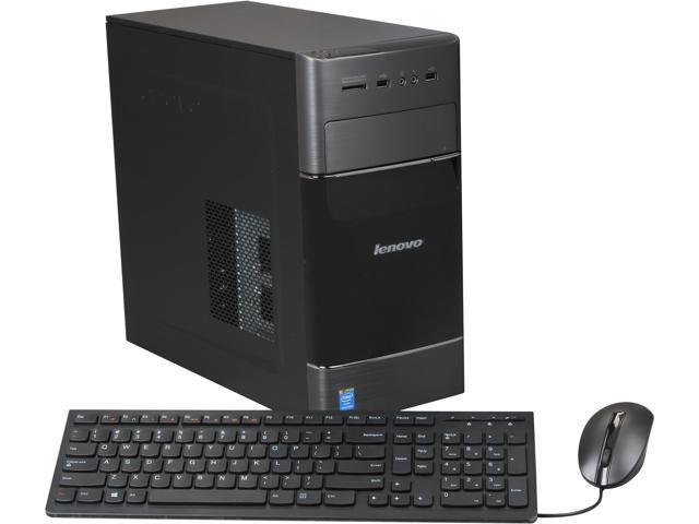 Lenovo Desktop PC H530 57323784 Pentium G3220 (3.00 GHz) 4 GB DDR3 1 TB HDD Intel HD Graphics Windows 8.1