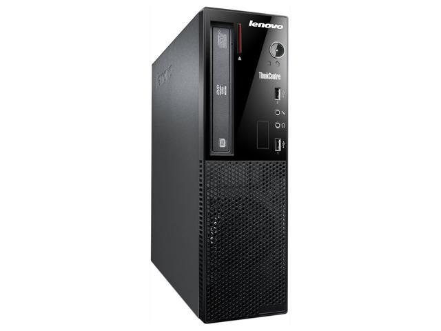 Lenovo ThinkCentre 10B60014US Desktop Computer - Intel Core i5 i5-4570 3.20 GHz - Small Form Factor - Business Black
