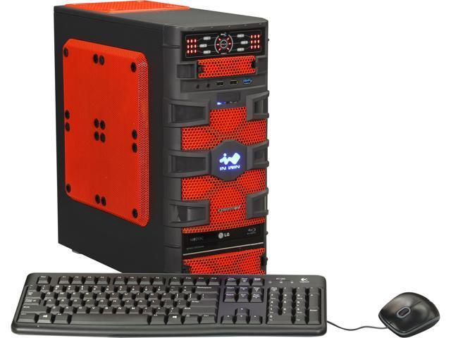 CybertronPC Desktop PC Slayer II (TGM2112A) Intel Core i5 3570k (3.40 GHz) 16 GB DDR3 1 TB HDD NVIDIA GeForce GTX 550 Ti 1GB Windows 7 Home Premium 64-Bit