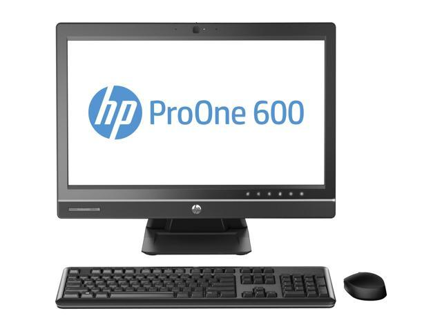 HP All-in-One Computer - Intel Core i5-4570S 2.90 GHz - 4GB DDR3 - 500GB HDD - Windows 7 Professional - Desktop