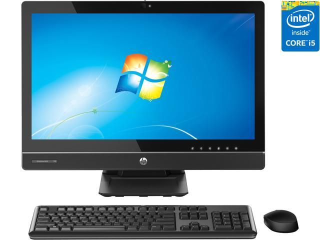 HP Desktop PC EliteOne G5R41UT#ABA Intel Core i5-4590S (3 GHz) 4 GB DDR3 500 GB HDD Intel HD Graphics 4600 Shared memory 23