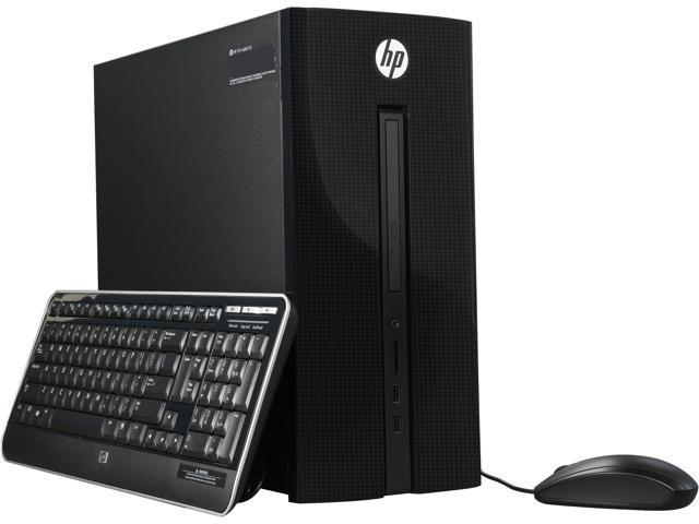 HP Desktop PC 251-A111 A6-6000 Series A6-6310 (1.80 GHz) 4 GB 500 GB HDD AMD Radeon R4 Windows 10 Home