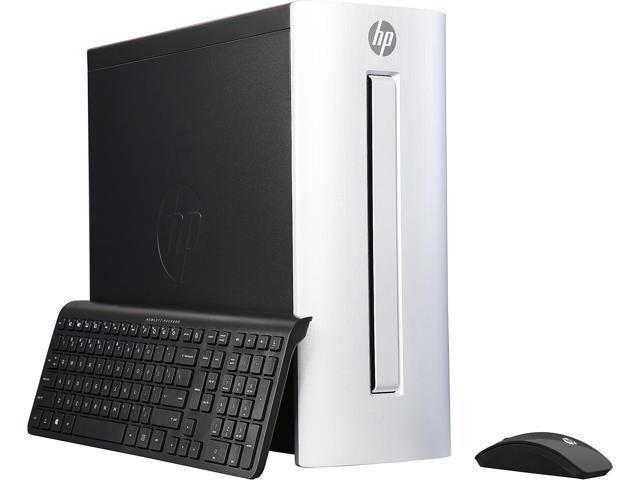 HP Desktop PC ENVY 750-124 Intel Core i7 6th Gen 6700 (3.4 GHz) 16 GB DDR3 2 TB HDD Intel HD Graphics 530 Windows 10 Home