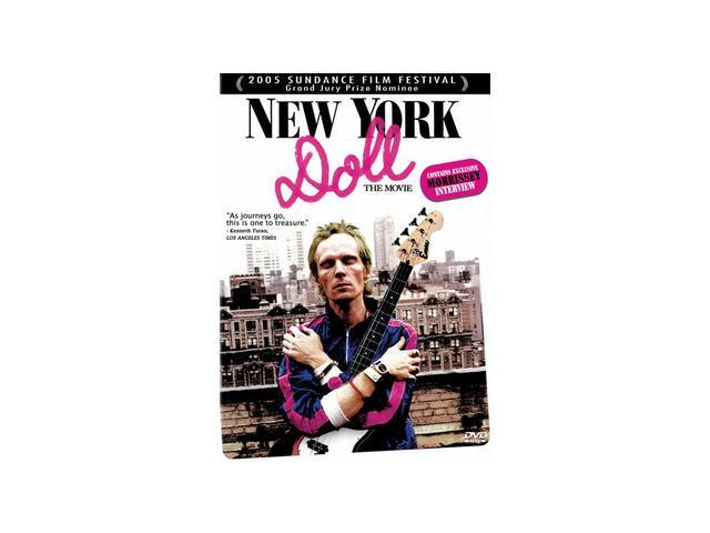 New York Doll Arthur Kane, David Johansen, Sylvain Sylvain