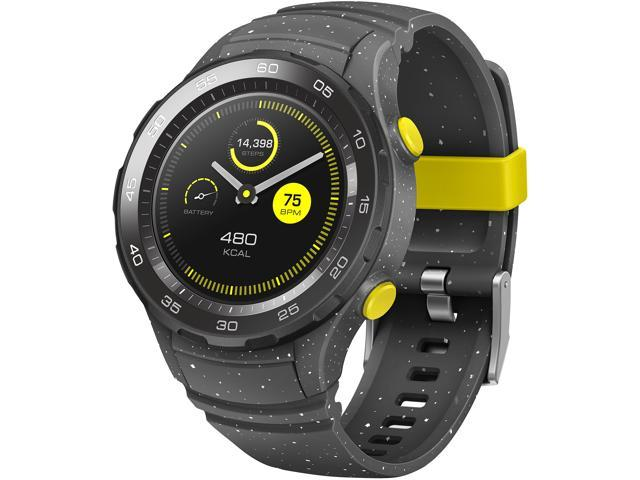 Huawei Smart Watch 2 Concrete Grey Model 55021797- Compatible with Android and...