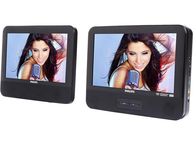 PHILIPS RBPD9012M/37S Portable DVD Players