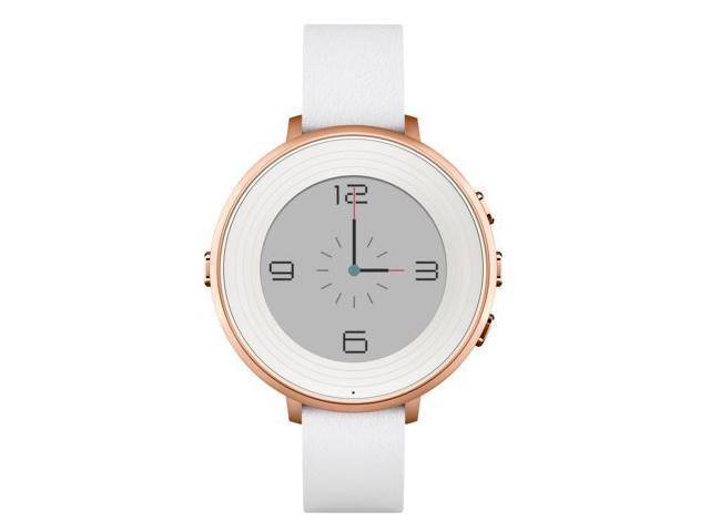 Pebble Time Round 14mm Smartwatch - Rose Gold