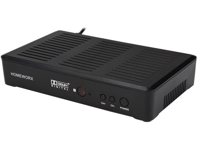Mediasonic HW180STB HomeWorx HDTV Digital Converter Box with Media Player Function Dolby Digital and HDMI  sc 1 st  Newegg.com & Mediasonic HW180STB HomeWorx HDTV Digital Converter Box with Media ... Aboutintivar.Com