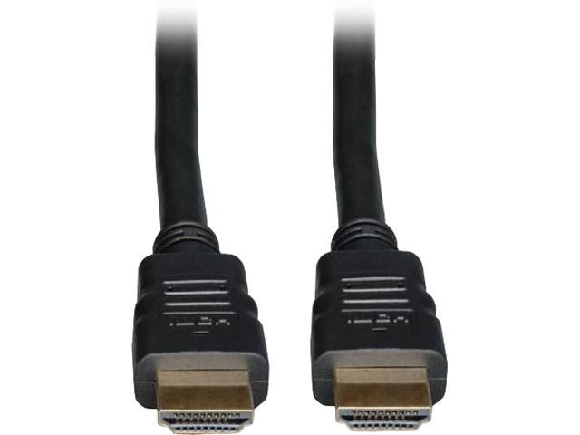 Tripp Lite High Speed HDMI Cable with Ethernet, Ultra HD 4K x 2K, Digital Video with Audio, In-Wall CL2-Rated (M/M), 16-ft. (P569-016-CL2)