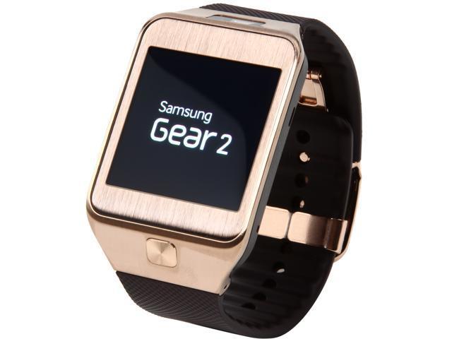 Samsung Galaxy Gear 2 Smartwatch (Gold Brown)