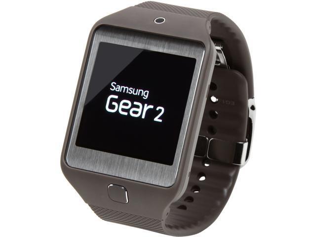 Samsung Galaxy Gear 2 Neo Smartwatch (Mocha Grey)