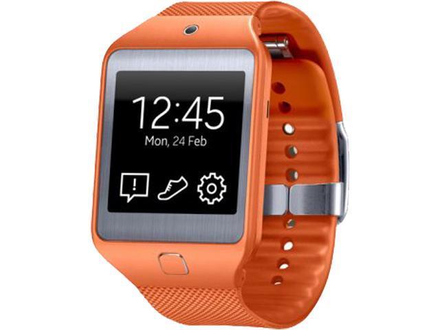 Samsung Galaxy Gear 2 Neo Smartwatch (Wild Orange)