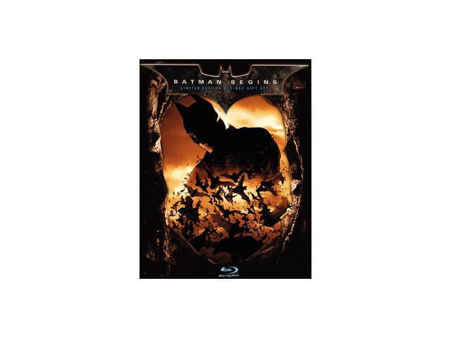 Batman Begins Christian Bale, Liam Neeson, Michael Caine, Katie Holmes, Cillian Murphy, Morgan Freeman, Gary Oldman, Ken ...