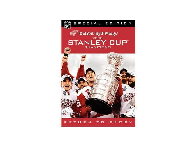 Detroit Red Wings: 2007-2008 Stanley Cup Champions