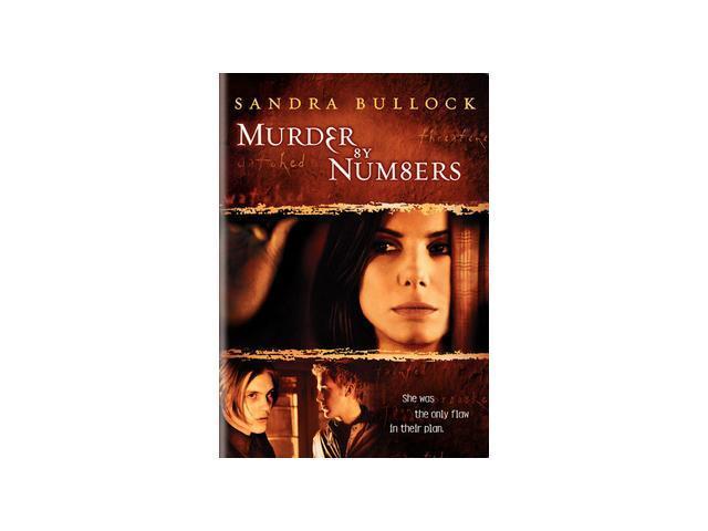 Murder By Numbers Sandra Bullock, Ben Chaplin, Ryan Gosling, Michael Pitt, Agnes Bruckner, Chris Penn, R.D. Call, Tom Verica, ...