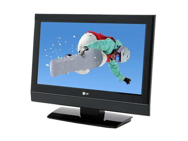 "LG 20"" 720p LCD HDTV 20LS7D"
