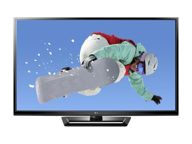 "LG 42"" Class (41.6"" Diag.) 720p 600Hz Plasma HDTV 42PA4500"