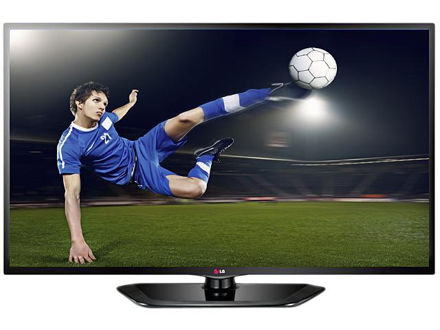 """LG 50"""" Class (49.5"""" Actual size) 1080p TruMotion 120hz LED-LCD HDTV 50LN5400"""