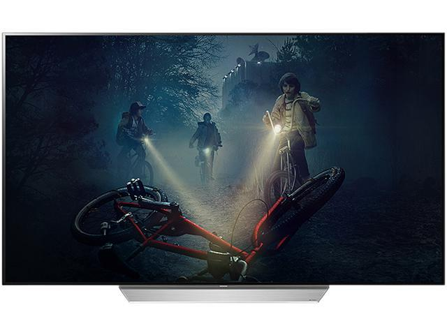 LG OLED55C7P 55-Inch 4K UHD OLED Smart TV (2017)