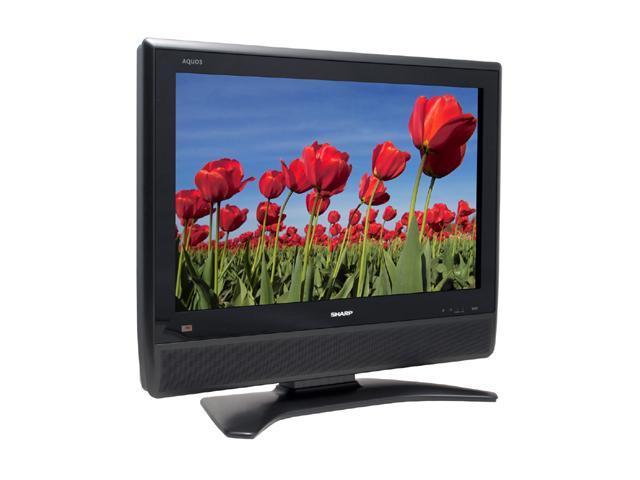 "SHARP AQUOS 32"" LCD HDTV w/ Built-in ATSC Tuner LC32D40U"