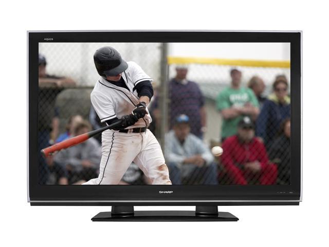 """SHARP AQUOS 46"""" 1080p 120Hz LCD HDTV LC-46D82U"""