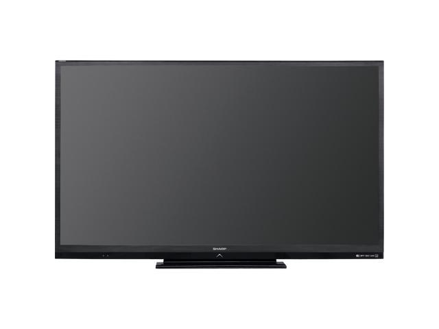 "Sharp LE640 60"" 120Hz LED-LCD HDTV LC-60LE640U"