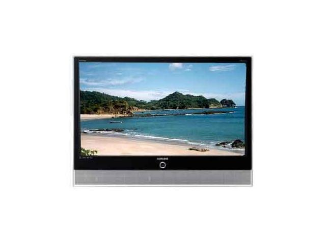 """SAMSUNG HL-R5078W 50"""" DLP Technology 1080p HDTV with Digital Cable Ready Tuner"""