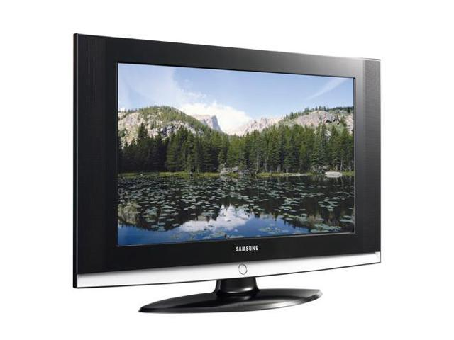 "SAMSUNG 26"" HD LCD TV with 2 HDMI inputs and DNIe LN-S2641D"