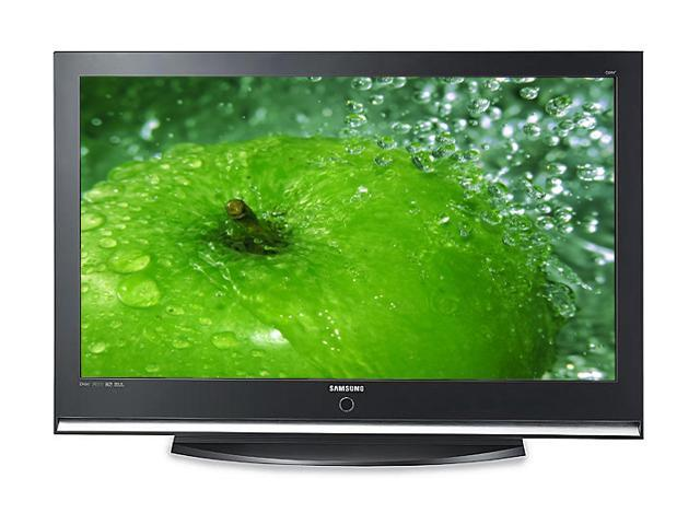 "SAMSUNG 50"" High Definition Plasma TV with Built-in HDTV Tuner HP-S5053"