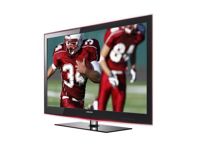 "Samsung 46"" 1080p 120Hz LED-LCD HDTV UN46B6000"