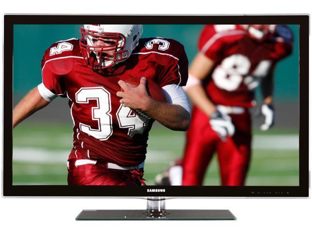 """Samsung 40"""" 1080p 120Hz LED-LCD HDTV UN40D6000SF"""
