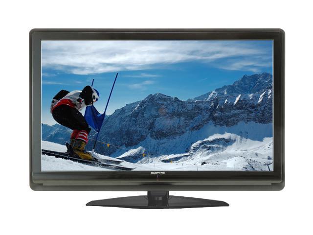 """Sceptre 46"""" 1080p LCD HDTV X46BV-FullHD"""