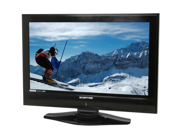 """SCEPTRE 32"""" 1080p LCD HDTV X32BV-FullHD"""