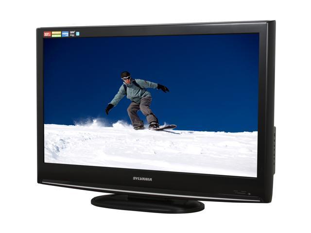 Sylvania 32 720p LCD HDTV RLC321SS9 Newegg