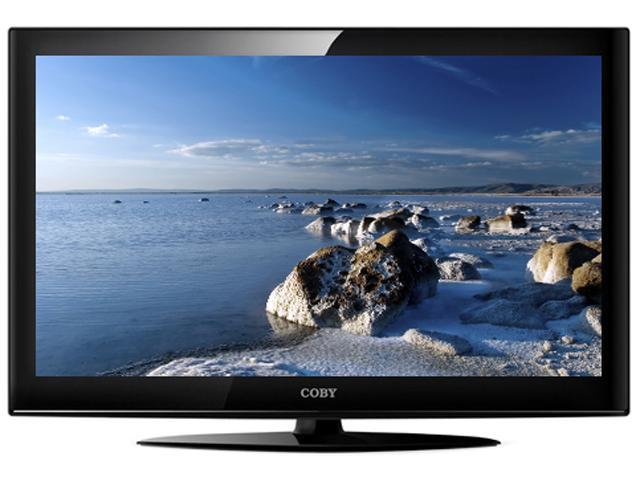 "Coby 37"" 1080p 60Hz LCD HDTV TFTV3728"