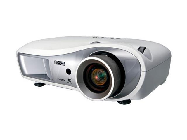 EPSON 3LCD PowerLite Home Cinema 1080p Projector- V11H245120