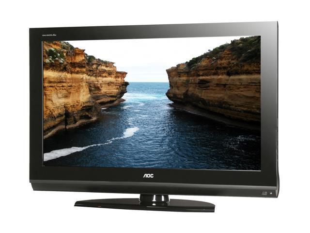 """AOC Monitors AOC 32"""" 720p 60Hz LCD HDTV L32W961"""