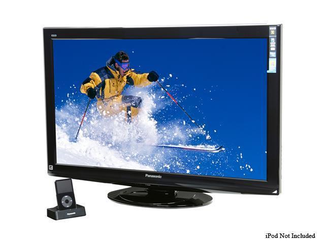 "Panasonic Panasonic Viera Viera 37"" 720p LCD HDTV TC-L37X1"