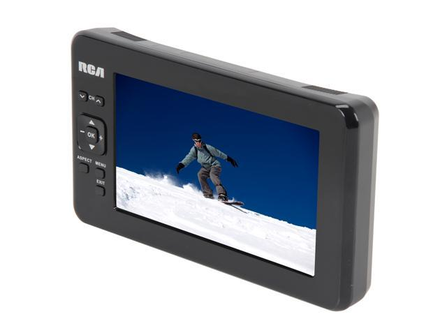 "RCA RCA 7"" Portable LCD TV Newegg_Delete RTV86073"
