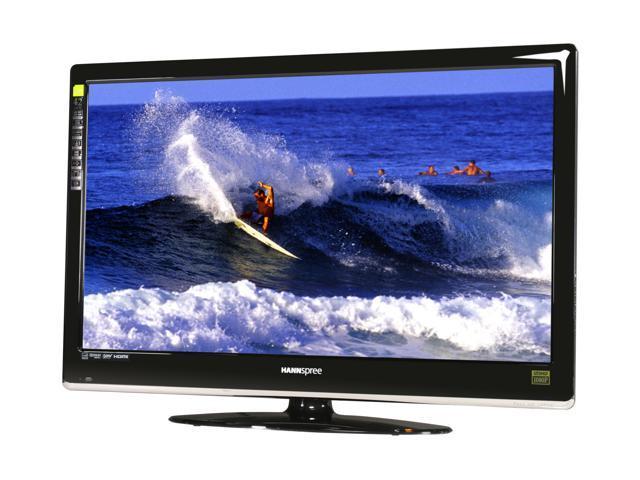 """HANNspree 42"""" 1080p 120Hz LCD HDTV ST42DMSB"""
