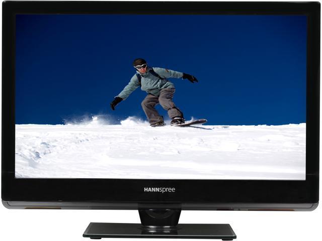 "HANNspree 24"" Class (23.6"" Measured) 1080p 60Hz LED-LCD HDTV - SC24LMUB (B-GRADE)"