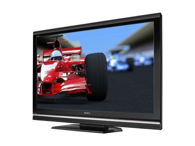 """SONY Sony BRAVIA BRAVIA 40"""" 1080p 120Hz LCD HDTV KDL-40V5100"""