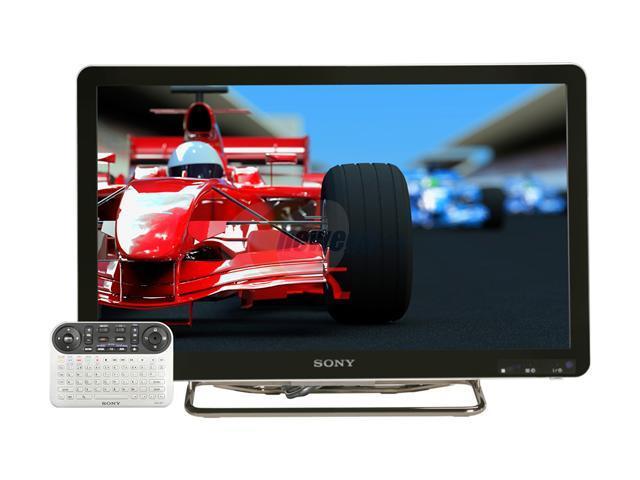 "Sony 24"" 1080p 60Hz LCD Internet HDTV NSX-24GT1"