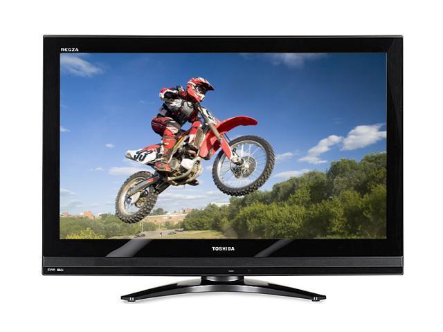 "TOSHIBA REGZA 37"" 720p LCD HDTV 37HL67"