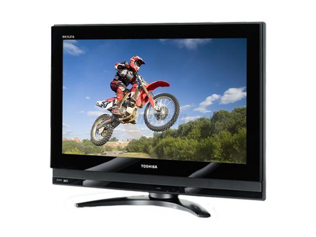 "TOSHIBA REGZA 26"" 720p LCD HDTV 26HL47"