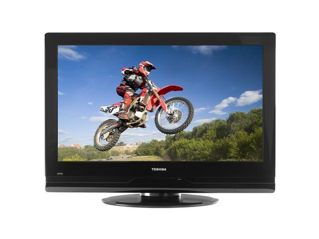 """TOSHIBA 26"""" 720p LCD HDTV 26AV500U"""