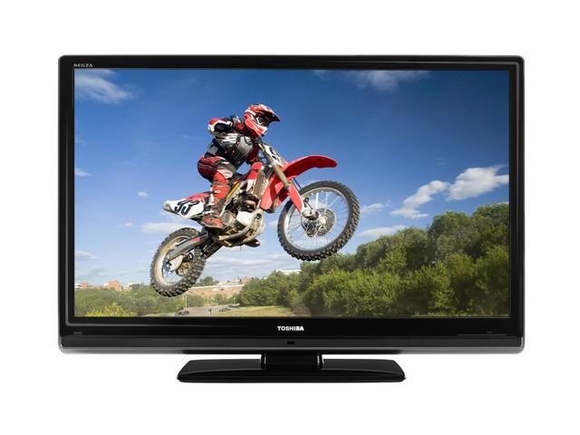 "Toshiba REGZA 46"" 1080p 60Hz LCD HDTV 46RV530U"