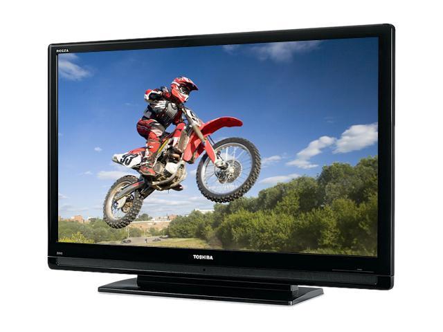 "TOSHIBA REGZA 37"" ThinLine 720p LCD HDTV w/ CineSpeed 37CV510U"