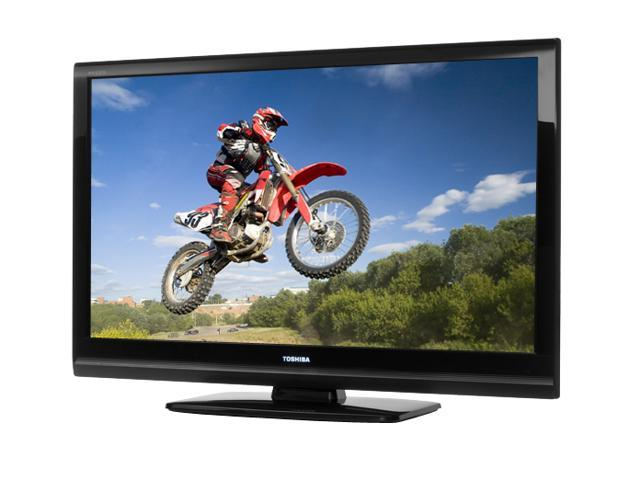 "TOSHIBA REGZA 46"" 1080p LCD HDTV 46RV535U"